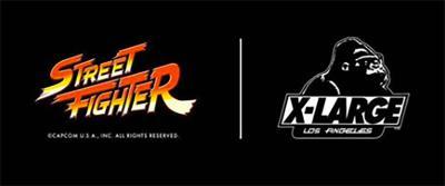 X-Large X Street Fighter Alpha