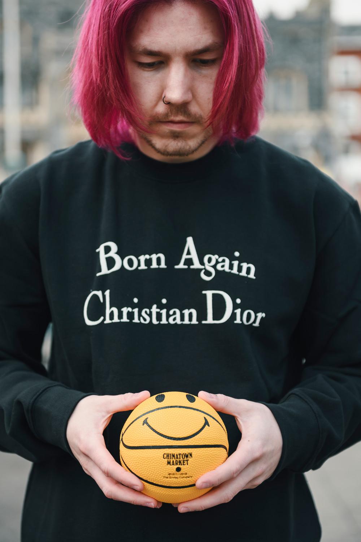 bornagainchristiandior