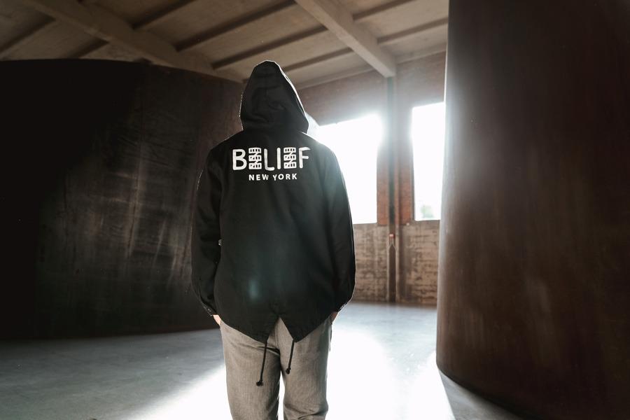Belief Hoody