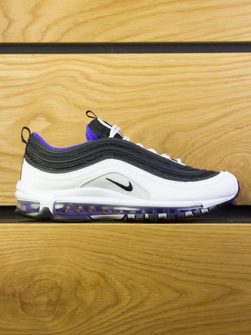 air max 97 white purple black