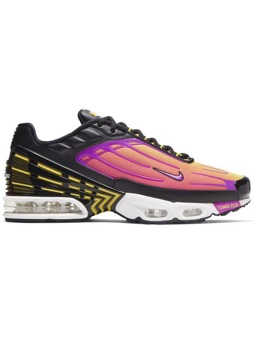 Nike Air Max Plus III - Black Hyper Violet