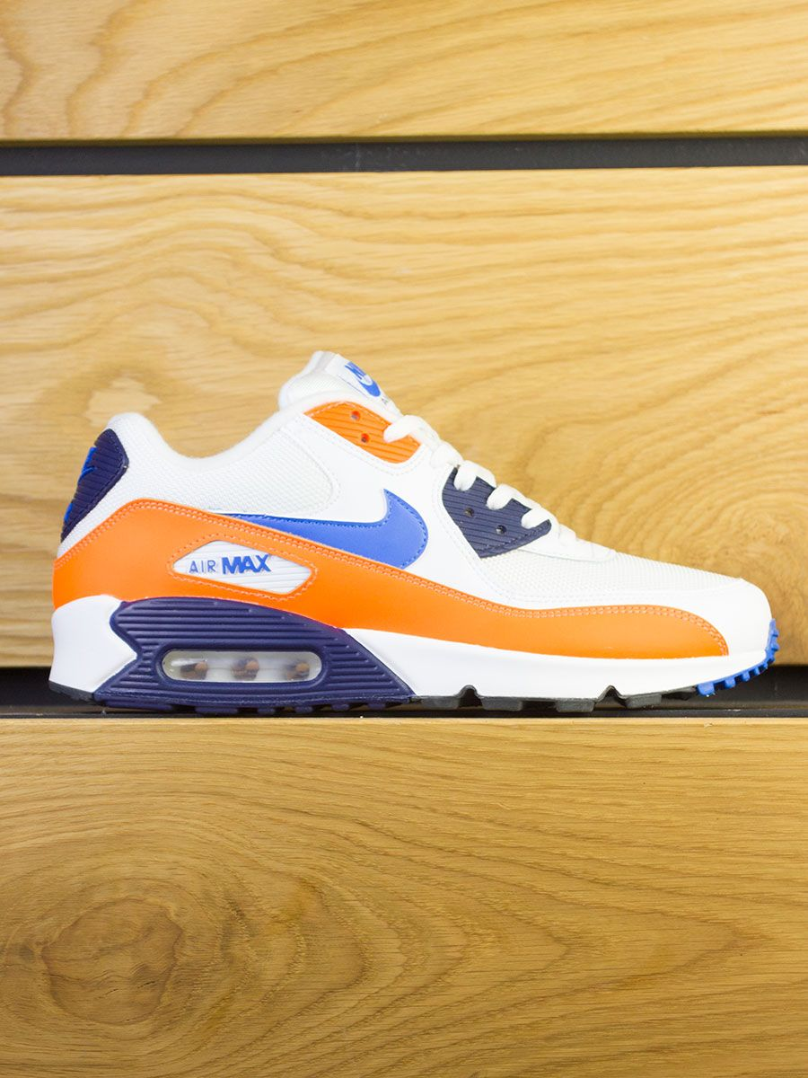 nike air max 90 essential orange