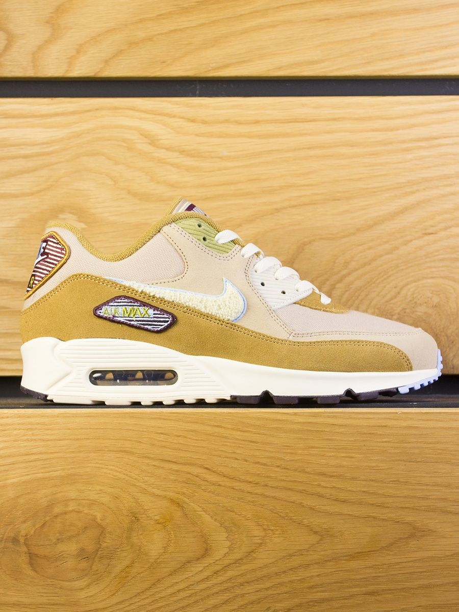 Nike Air Max 90 Premium Muted BronzeLight Cream