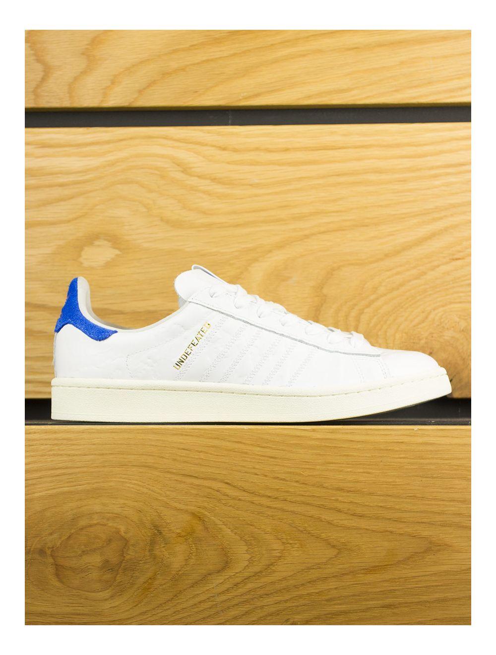 prix compétitif 60e5a 4672c Adidas Campus S.E. Undftd Colette - White Blue