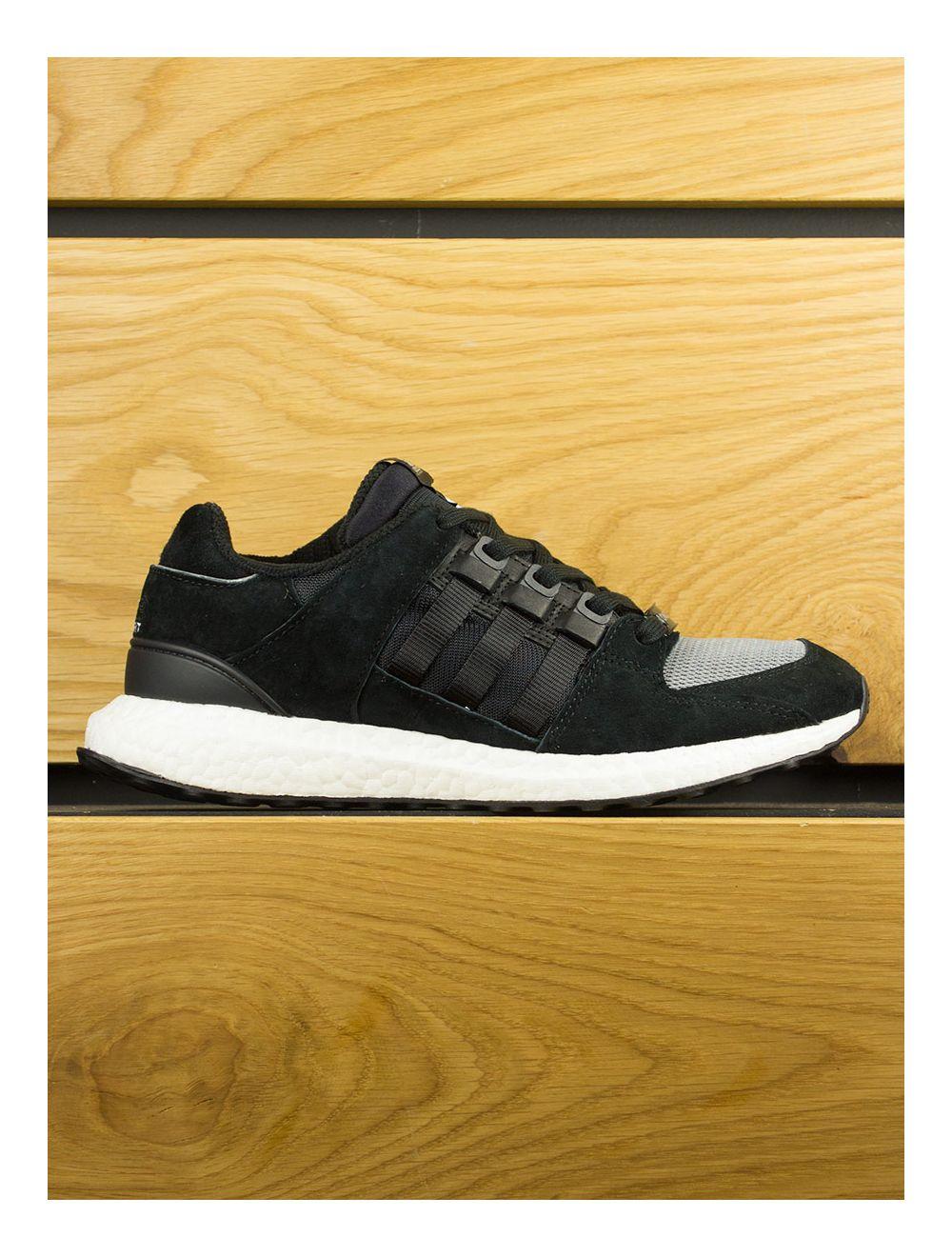 sale retailer 109f5 6cdab Adidas Consortium x Concepts EQT Support 93/16 Ultra Boost - White Black