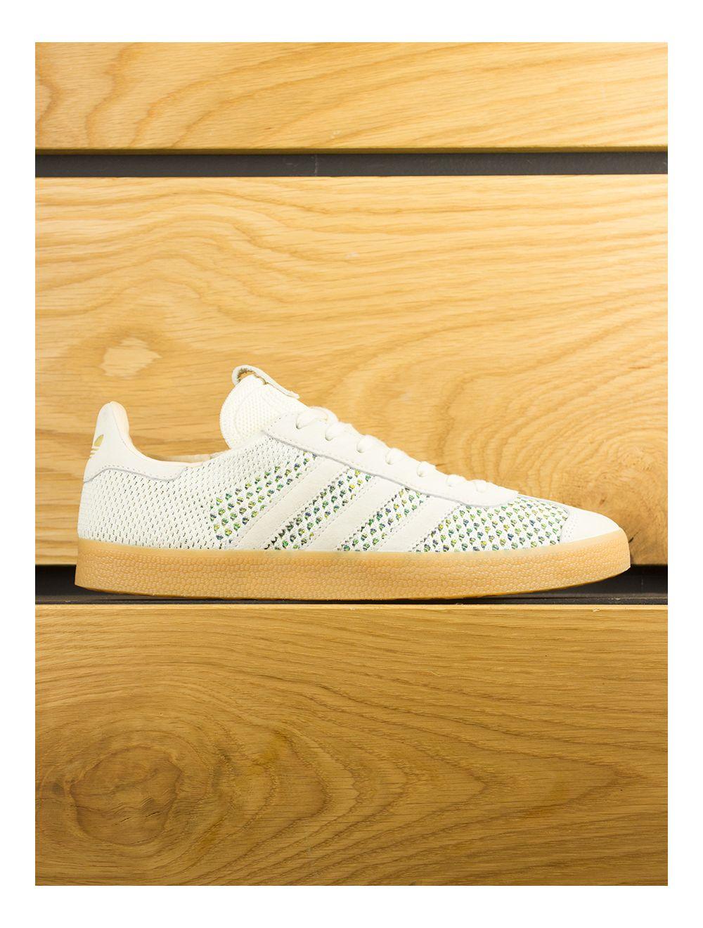 2cb06f90a8d Adidas Consortium Gazelle x Sneaker Politics Prime Knit 'Mardis Gras'