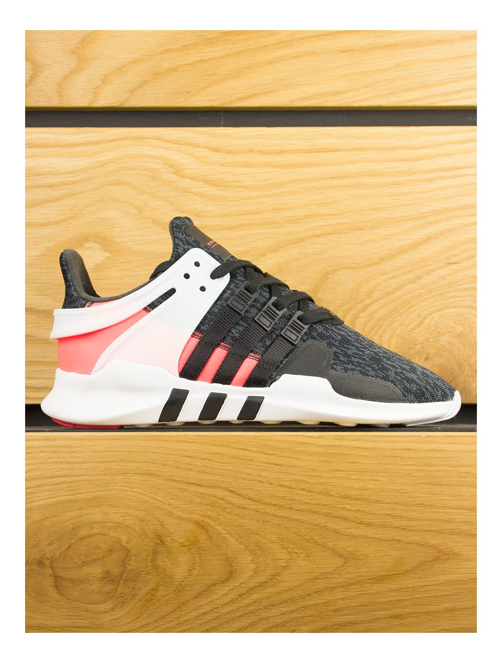 lowest price 43e79 d5092 Adidas EQT Support ADV 91/16 - Black Turbo Red