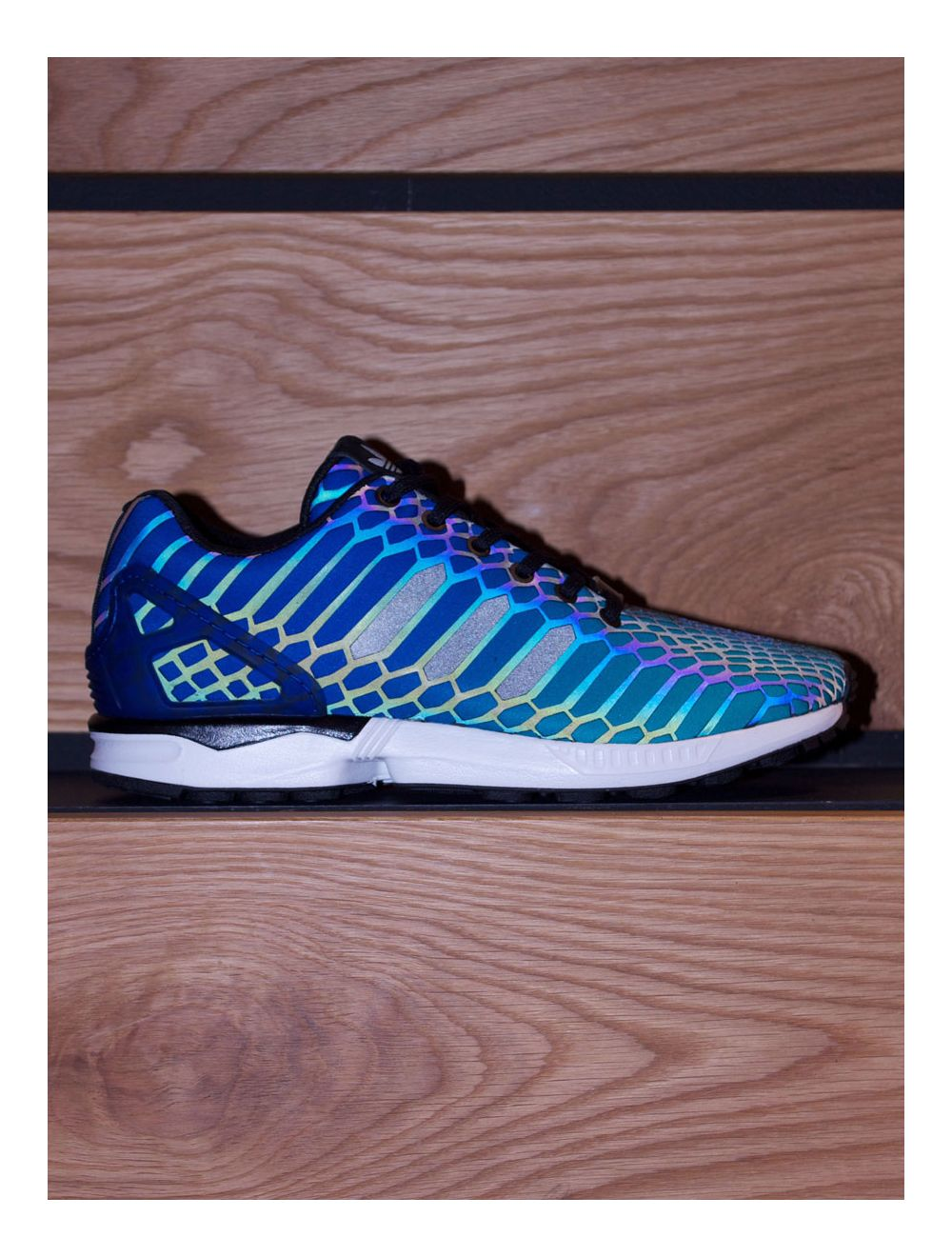 best value fb248 37d08 Adidas ZX Flux 'Xeno' Aqua Consortium