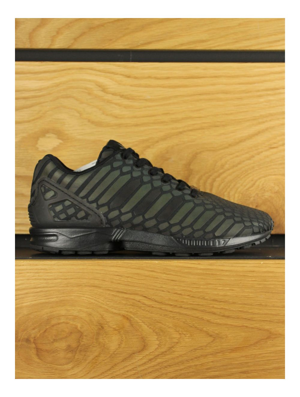more photos e900b a3d47 Adidas ZX Flux 'Xeno' Black Consortium