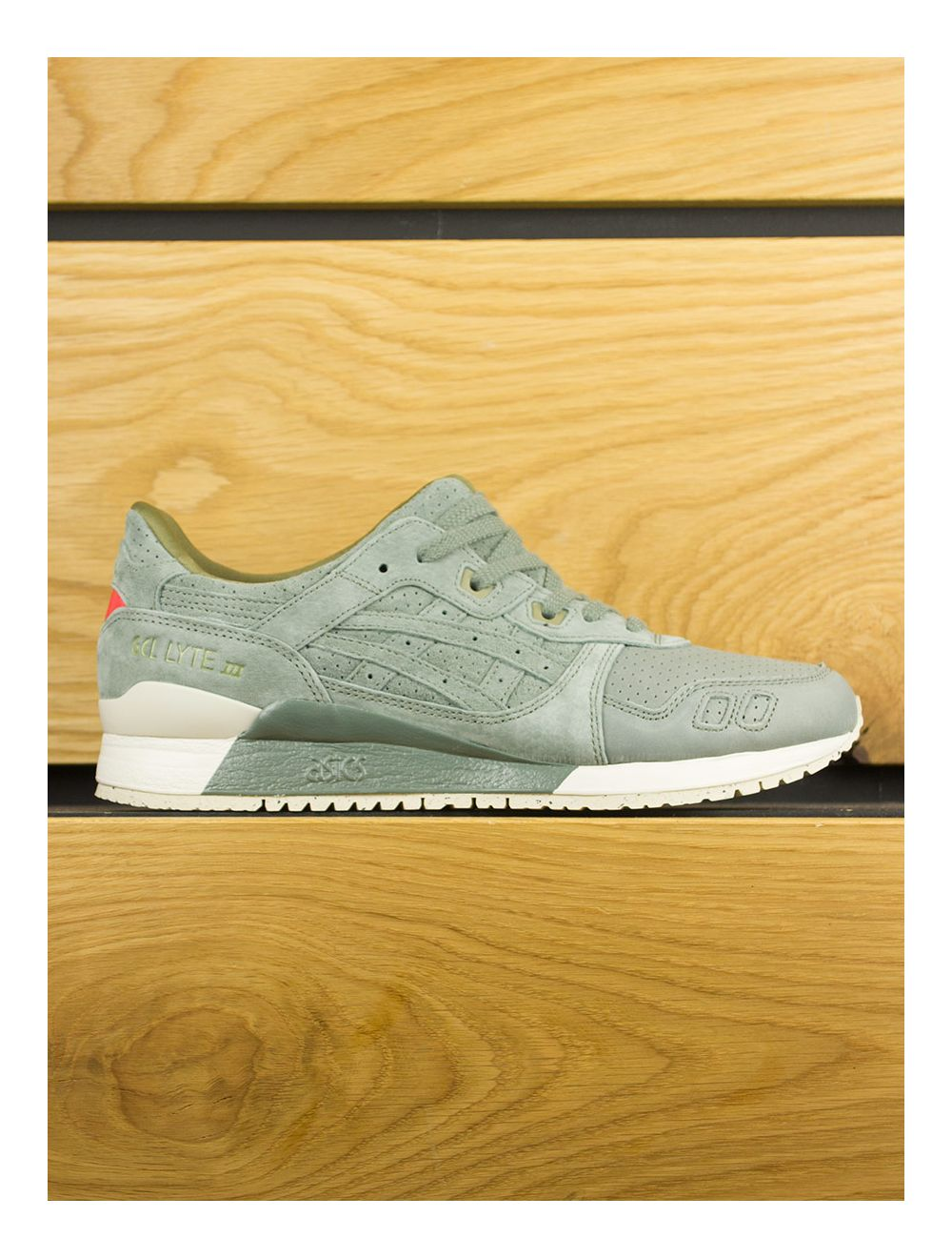 size 40 8be40 5be9b Asics Gel-Lyte III 'Perf Pack' - Agave Green
