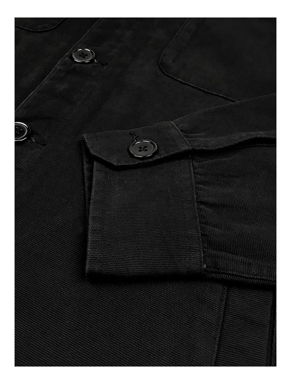 Belief Westchester Work Coat - Black