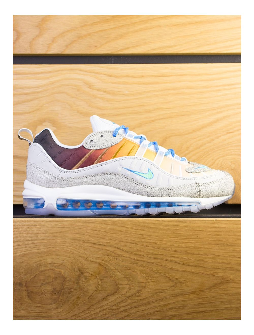 wholesale dealer 0e26a 980d3 Nike Air Max 98 On Air GS
