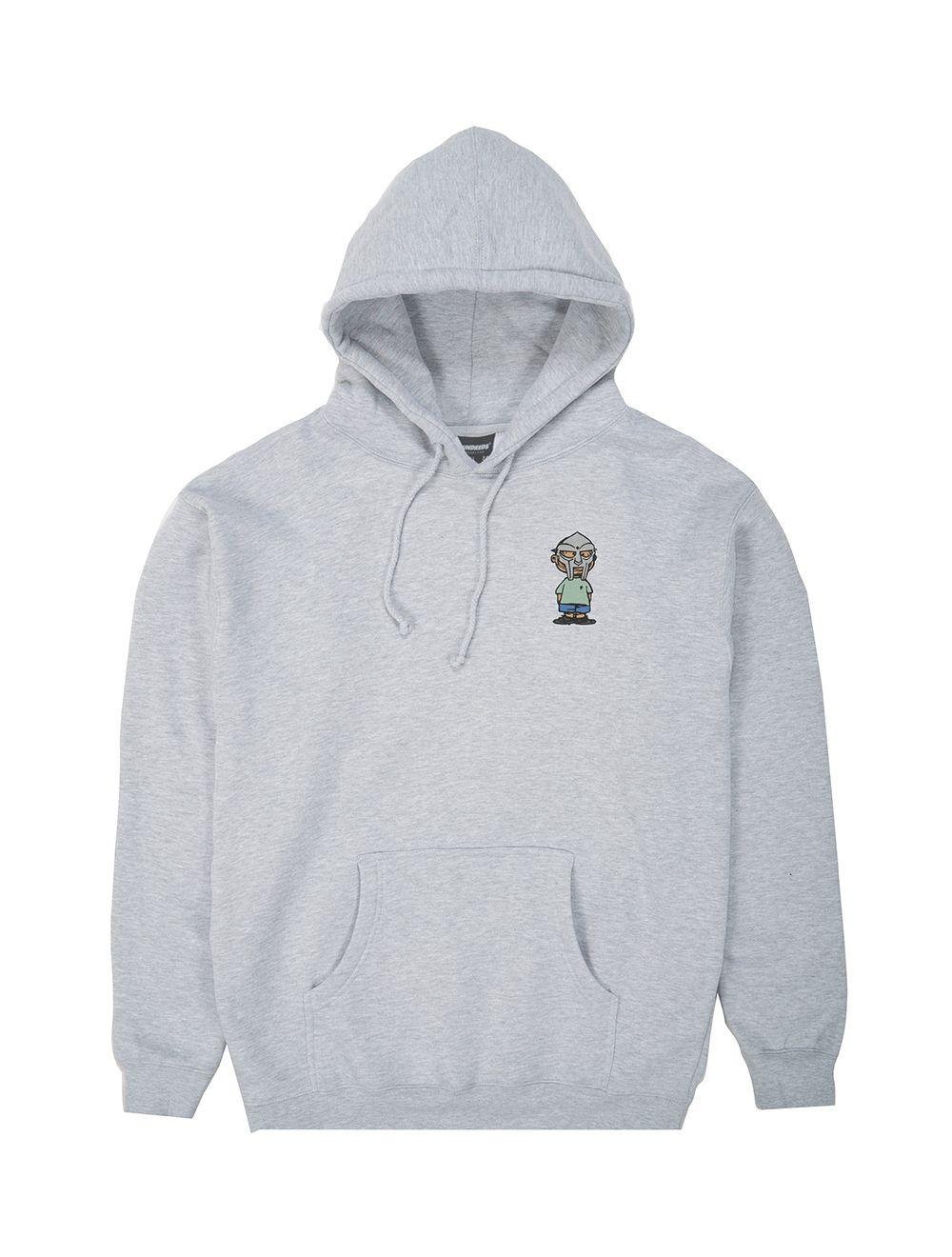Mf Doom Sweatshirt Supreme Hip Hop Streetwear Pullover