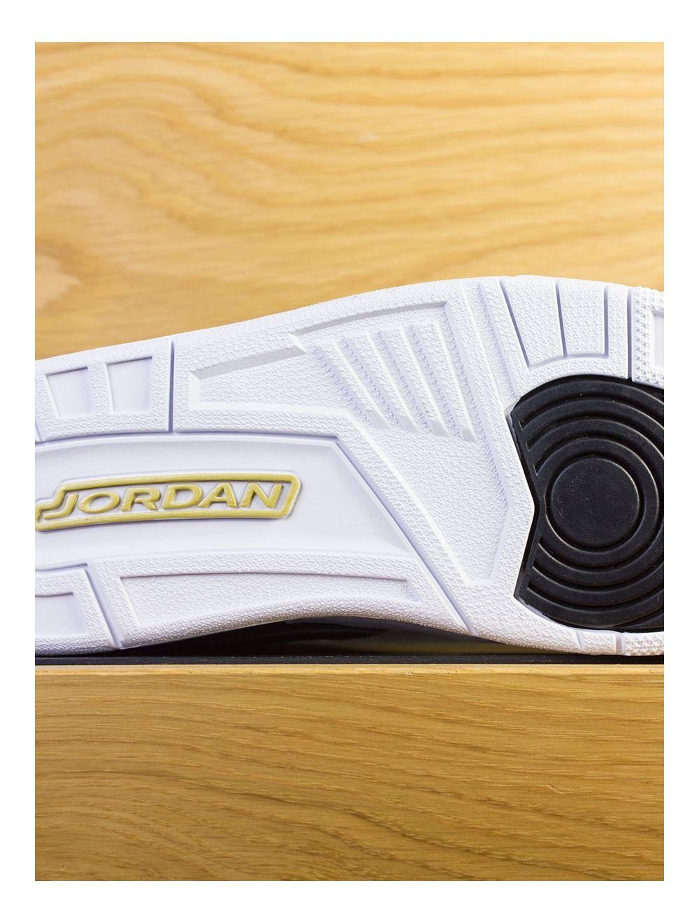 san francisco 97a2d 47280 Nike Air Jordan Legacy 312 x DON C - Black Metallic Gold White