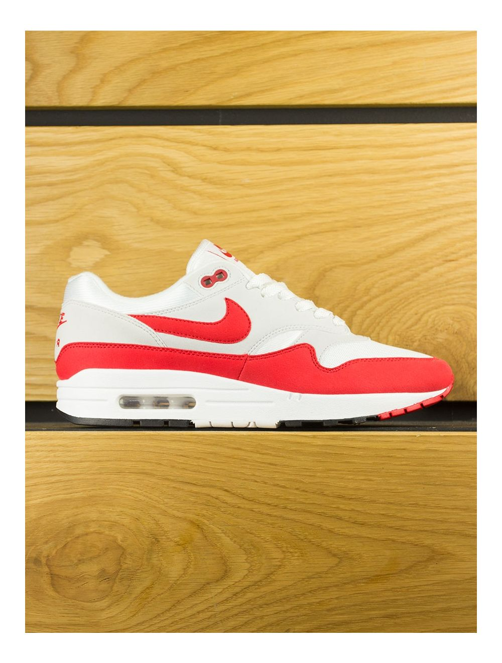 separation shoes 67ae7 35bca Nike Air Max 1 OG - White University Red