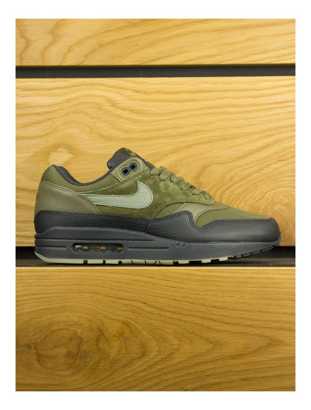 Premium Medium Nike Olive Max Air Stucco Dark 1 TOXkuPZi