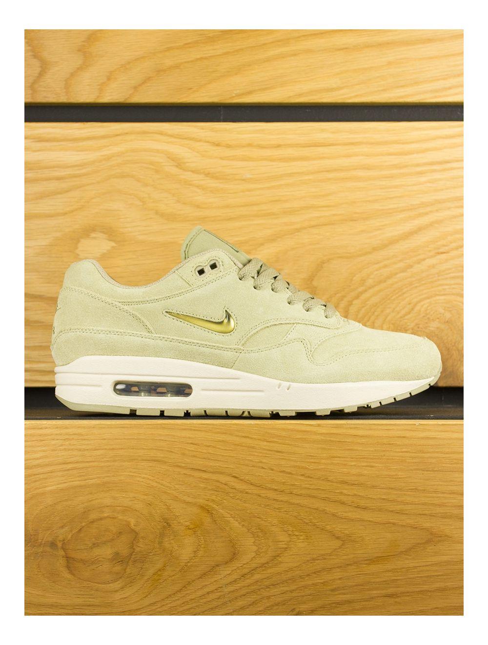 Nike Air Max 1 Premium SC 'Jewel' Neutral Olive Metallic Gold