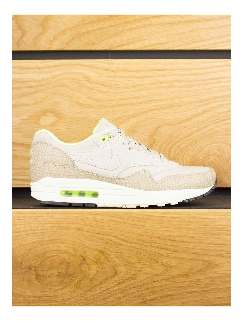 Nike Air Max 1 Premium 'String Desert Camo Ghost Green'