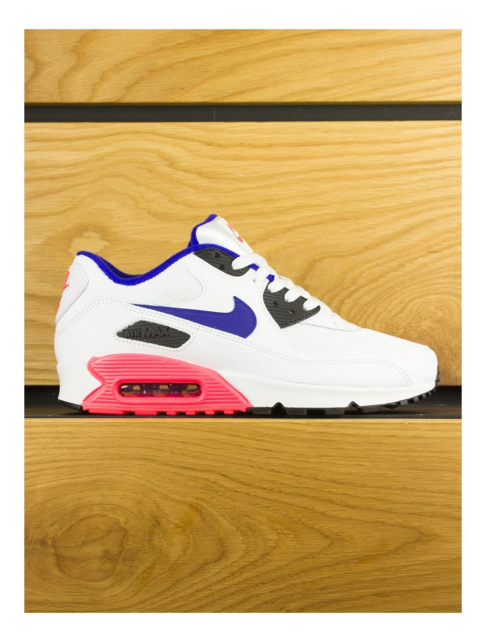 Nike Air Max 90 'OG 180' White Ultramarine Solar Red