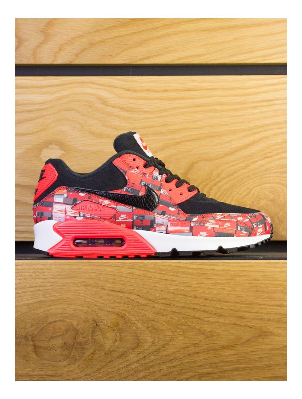 the best attitude 6d402 54319 Nike Air Max 90 PRNT x Atmos Premium QS