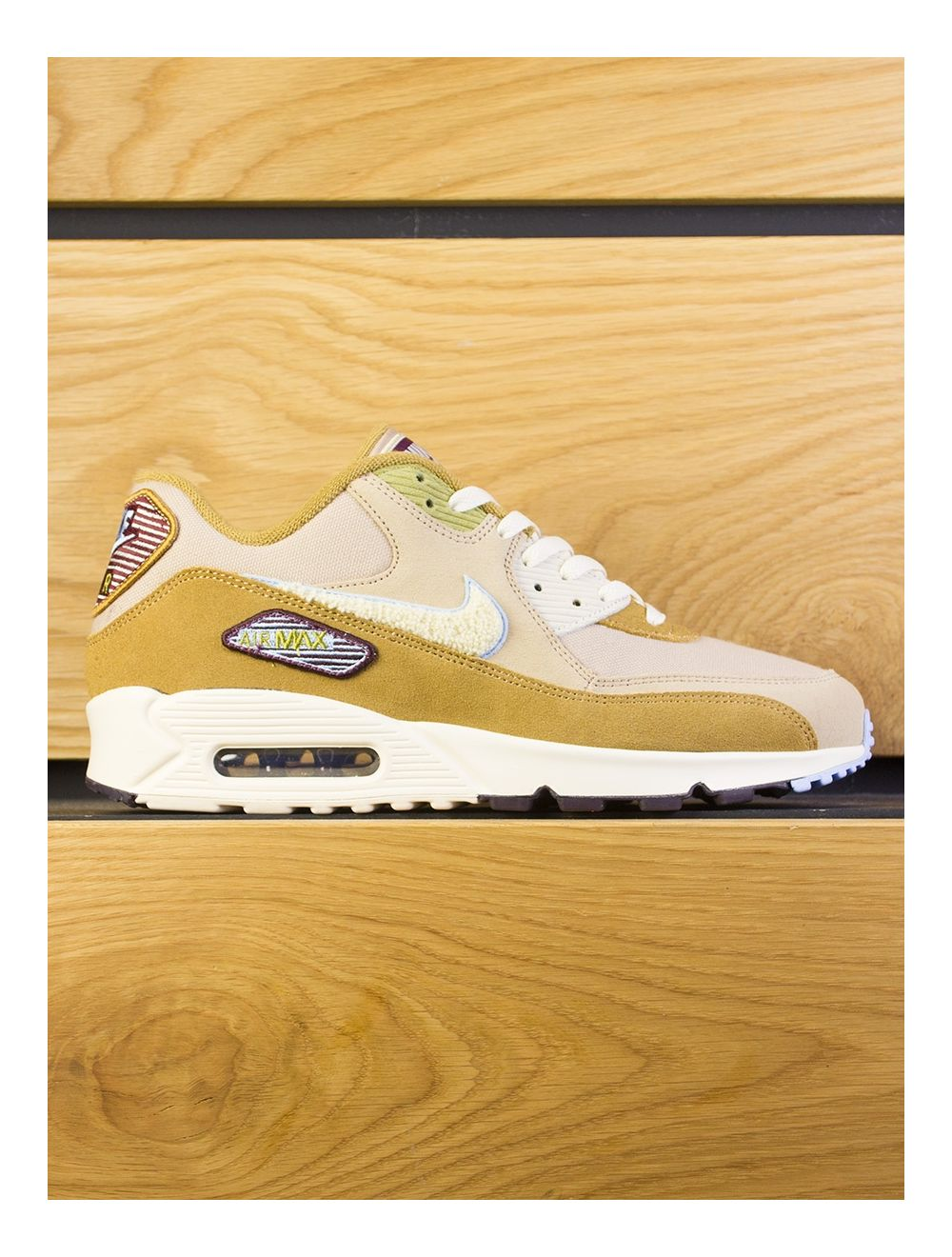 Nike Air Max 90 Premium SE Muted BronzeLight Cream