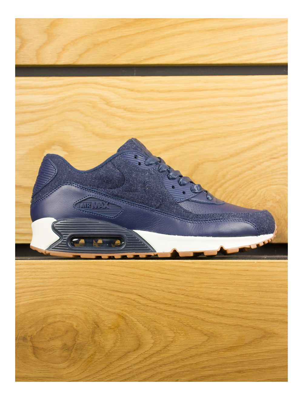Nike Air Max 90 Premium Midnight Navy