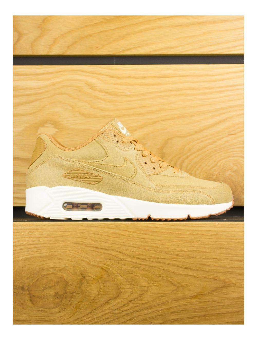 zapatos genuinos compra venta guapo Nike Air Max 90 Ultra 2.0 LTR Flax - Sail Gum Brown