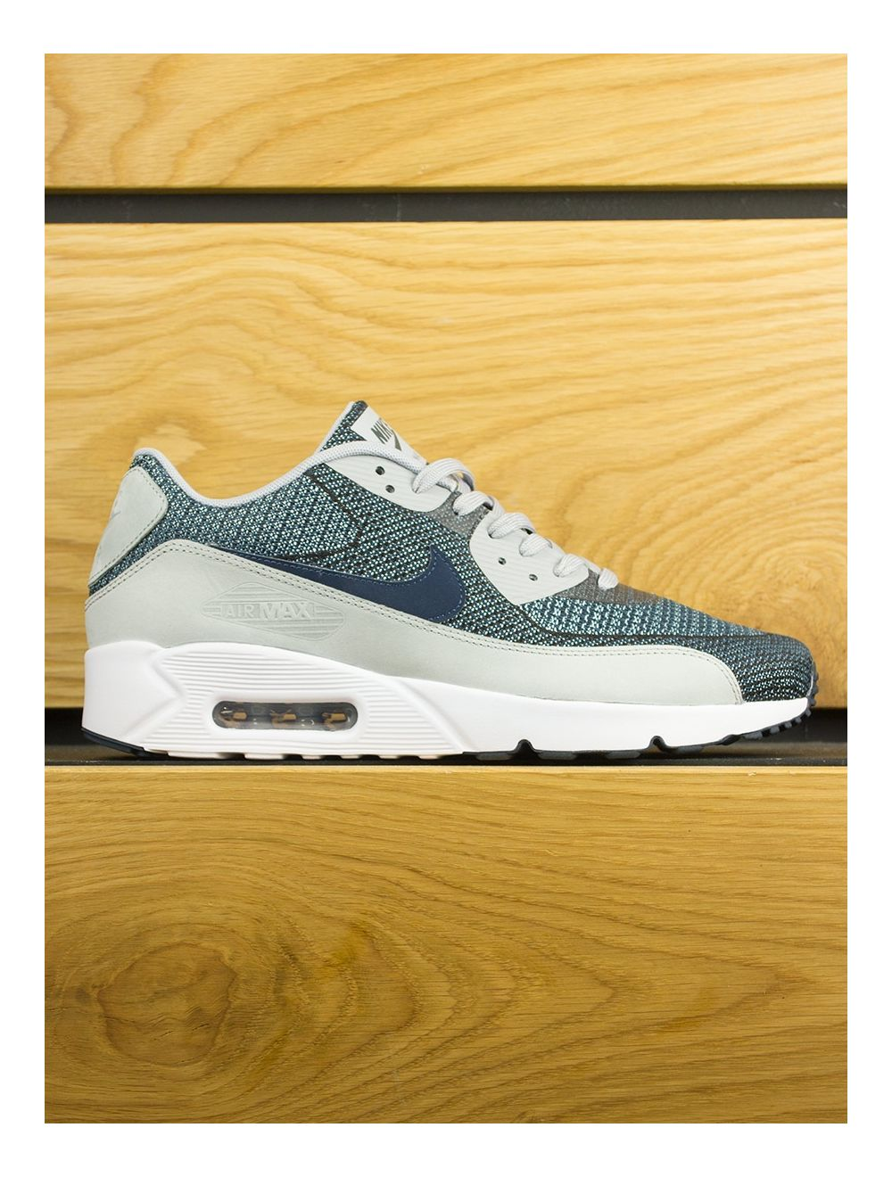 Nike Air Max 90 Ultra 2.0 Jacquard BR Armory Navy Wolf