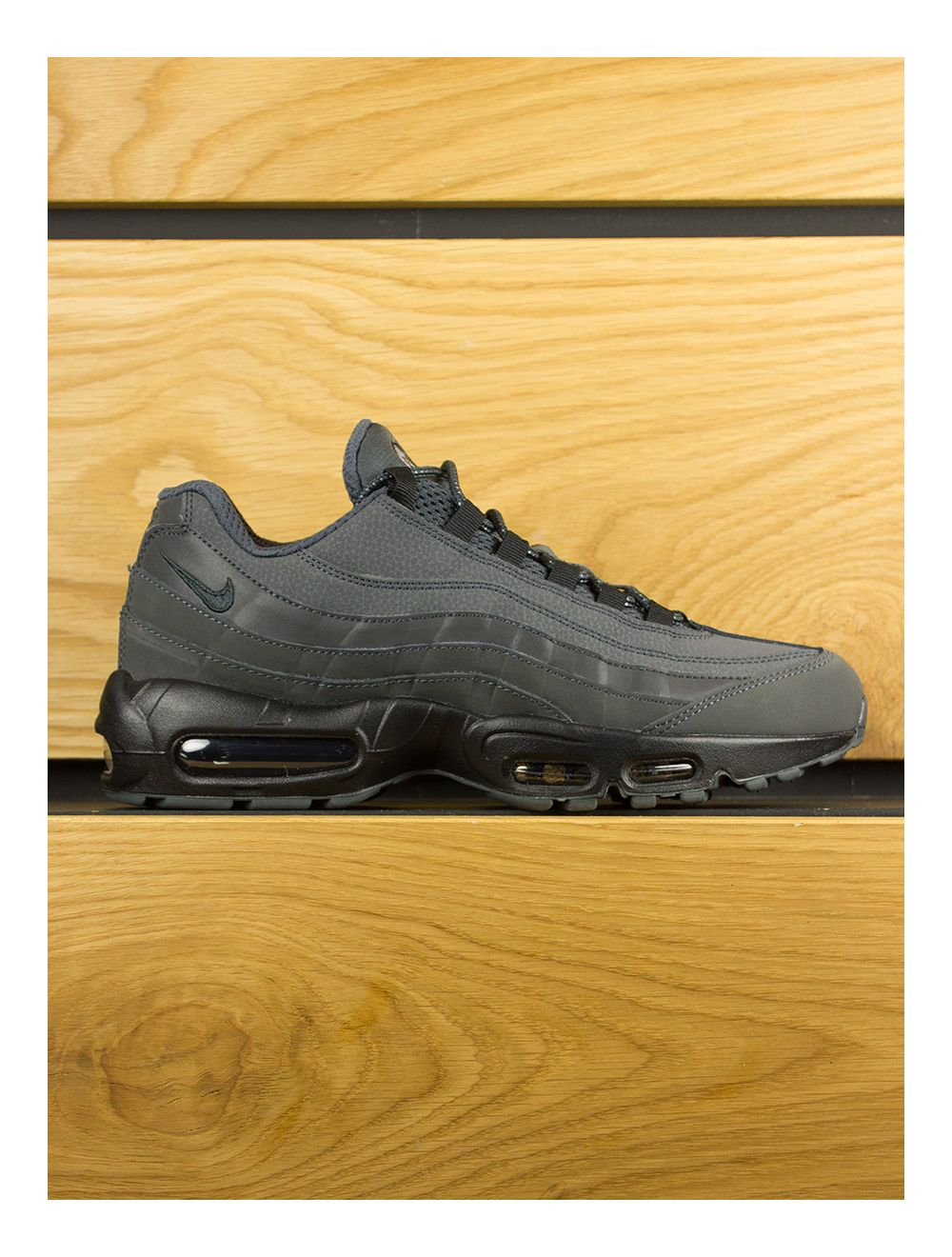 free shipping 2e673 5dd37 Nike Air Max 95 Essential - Anthracite Black