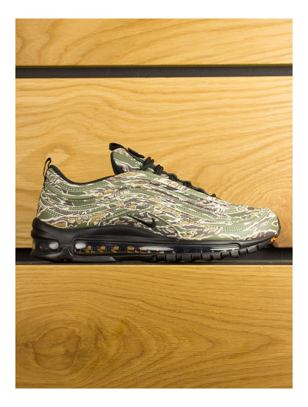 size 40 a7c5b 62211 Nike Air Max 97 Premium QS 'Country Camo USA' - Medium Olive Black Desert  Sand