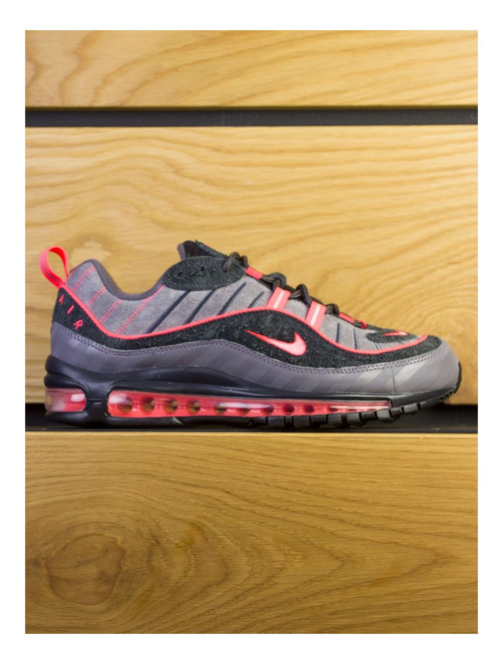 the best attitude 75fd0 5431f Nike Air Max 98 i 95 Pack - Gunsmoke Lava Glow