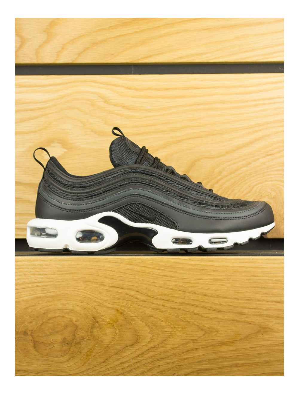 cheap price release info on first rate NikeLab Air Max Plus (TN) 97 - Black Anthracite White