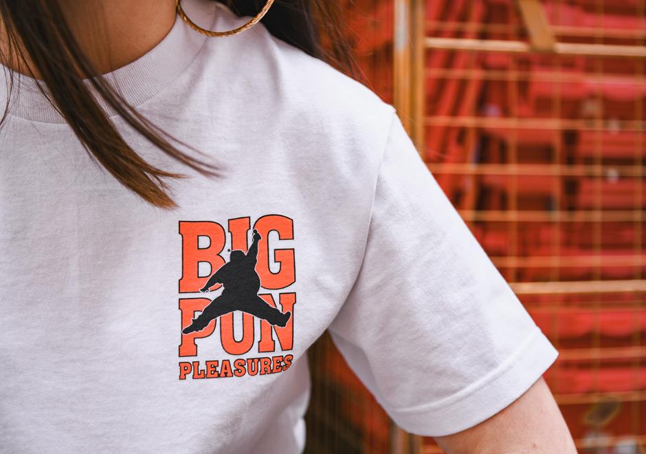 Pleasures x BIG PUN