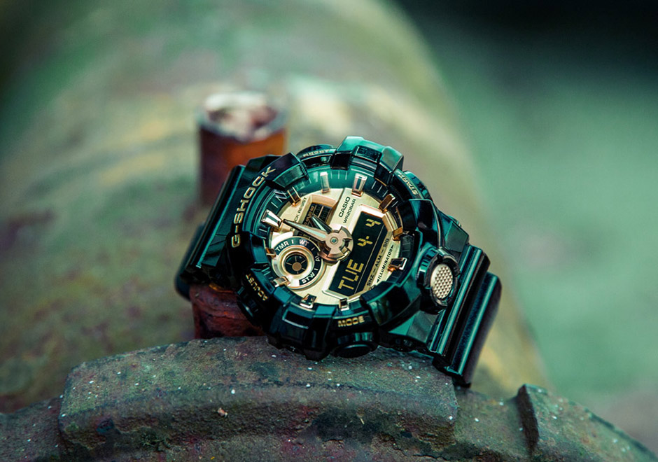 Casio G-Shock 'No Comply' Limited