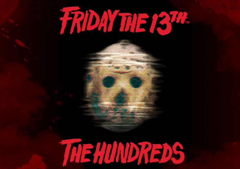 The Hundreds x Friday The 13th