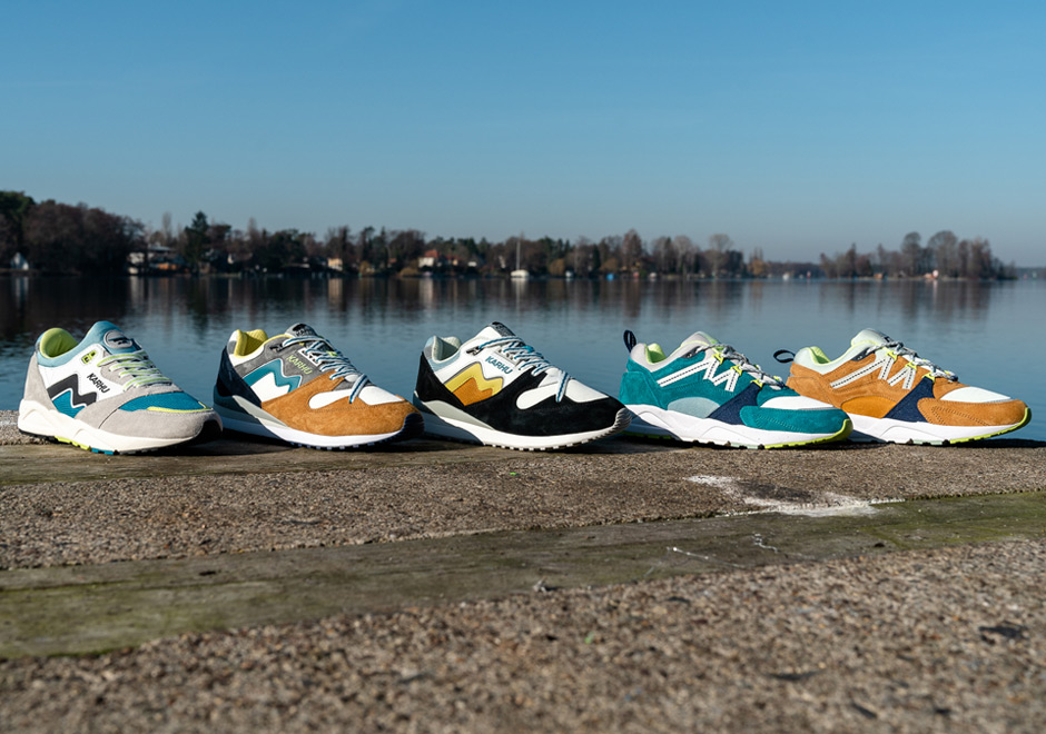 """Karhu """"Catch Of The Day Pack"""""""