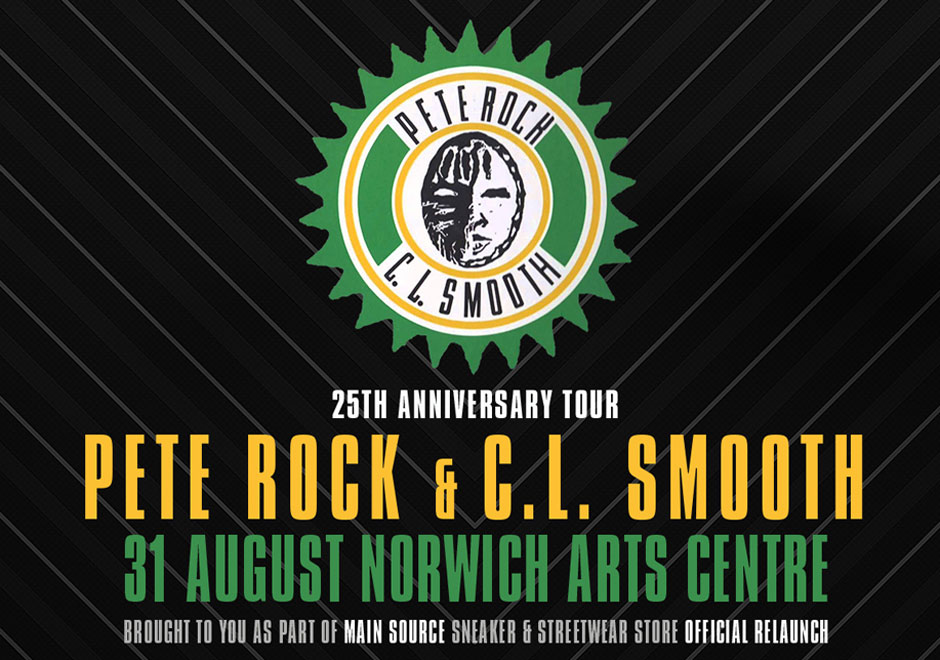 Main Source Presents Pete Rock & CL Smooth