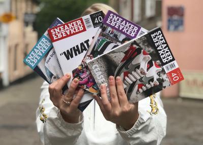 Sneaker Freaker Issue 40