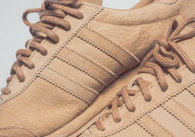 Adidas Samoa Vintage Pigskin Pastel Suede Pack