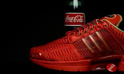 Adidas Clima Cool x Coca Cola