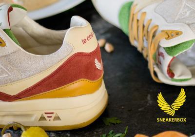 Le Coq Sportif x Sneakerbox