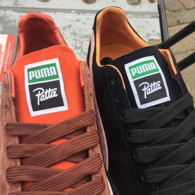Puma Clyde x PATTA