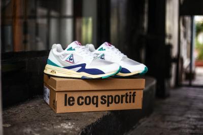 """Le Coq Sportif LCS R800 """"Retro"""""""