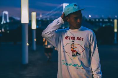 Diamond Supply Co X Astro Boy