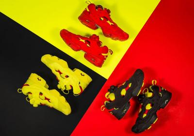 Reebok Instapump Fury OG x Packer Shoes