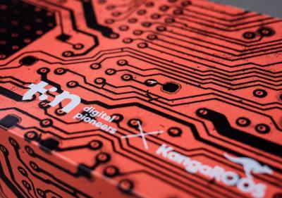 """t3n x KangaROOS """"Pioneers Pack"""" MiG"""