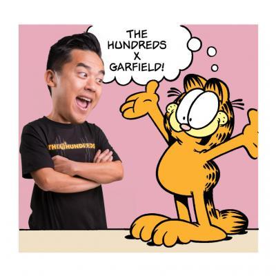 The Hundreds X Garfield